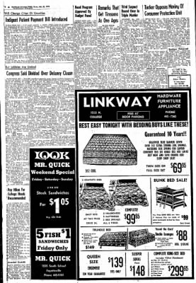 Northwest Arkansas Times from Fayetteville, Arkansas on February 22, 1973 · Page 14
