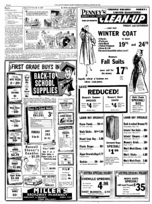 The Leavenworth Times from Leavenworth, Kansas on August 28, 1952 · Page 16