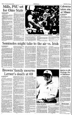 Indiana Gazette from Indiana, Pennsylvania on October 24, 2002 · Page 16