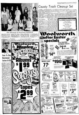 Northwest Arkansas Times from Fayetteville, Arkansas on April 18, 1976 · Page 13