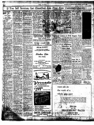 The Brazosport Facts from Freeport, Texas on June 10, 1957 · Page 6