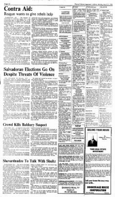 Logansport Pharos-Tribune from Logansport, Indiana on March 21, 1988 · Page 12