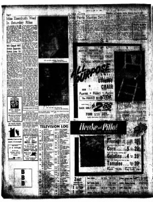 The Brazosport Facts from Freeport, Texas on June 10, 1957 · Page 8