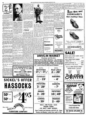 The Leavenworth Times from Leavenworth, Kansas on August 29, 1952 · Page 6
