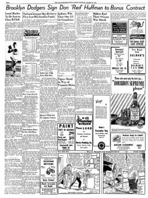 The Leavenworth Times from Leavenworth, Kansas on August 29, 1952 · Page 8