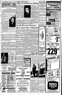Independent from Long Beach, California on May 21, 1957 · Page 2