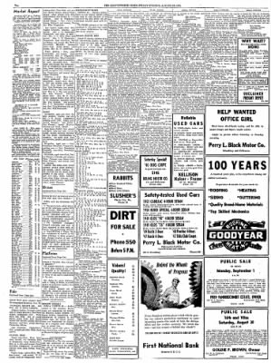 The Leavenworth Times from Leavenworth, Kansas on August 29, 1952 · Page 10