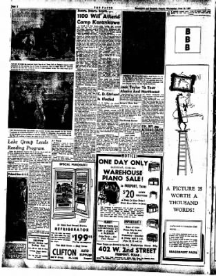 The Brazosport Facts from Freeport, Texas on June 12, 1957 · Page 2