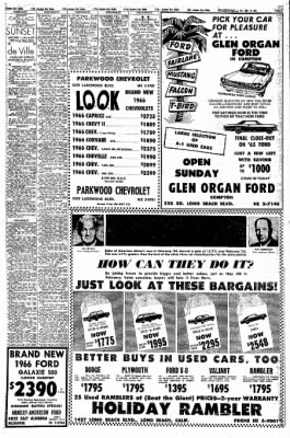 Independent from Long Beach, California on March 11, 1966 · Page 63