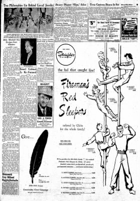Tucson Daily Citizen from Tucson, Arizona on October 31, 1950 · Page 9
