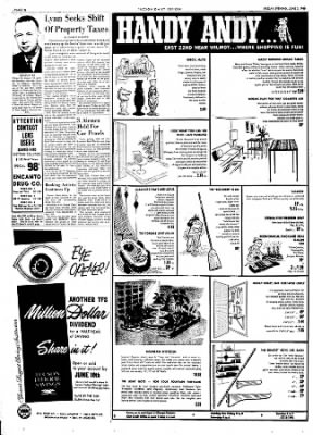Tucson Daily Citizen from Tucson, Arizona on June 3, 1960 · Page 20