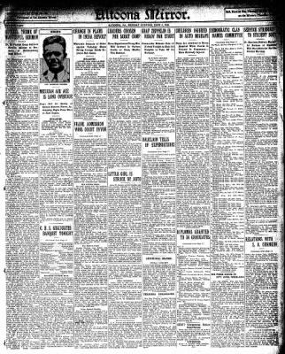 Altoona Mirror from Altoona, Pennsylvania on June 2, 1930 · Page 13