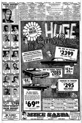 Independent from Long Beach, California on March 11, 1966 · Page 67