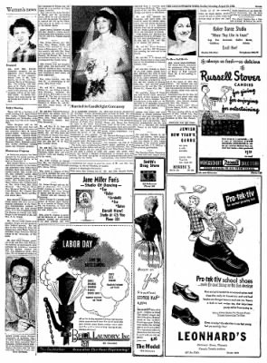The Leavenworth Times from Leavenworth, Kansas on August 31, 1952 · Page 7