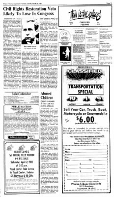 Logansport Pharos-Tribune from Logansport, Indiana on March 22, 1988 · Page 15