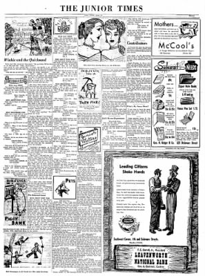 The Leavenworth Times from Leavenworth, Kansas on August 31, 1952 · Page 11