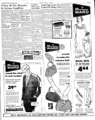 Tucson Daily Citizen from Tucson, Arizona on May 1, 1963 · Page 3