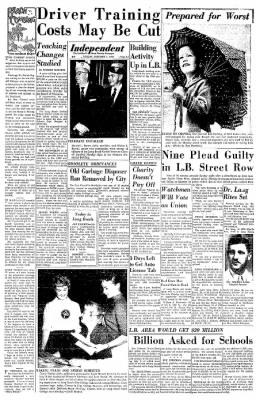 Independent from Long Beach, California on February 2, 1960 · Page 9