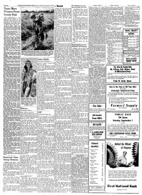 The Leavenworth Times from Leavenworth, Kansas on August 31, 1952 · Page 14