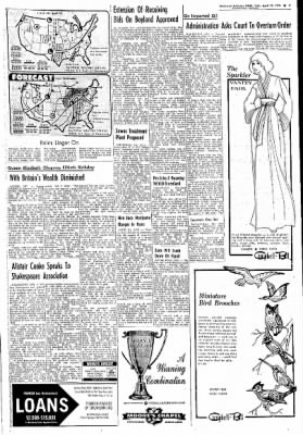 Northwest Arkansas Times from Fayetteville, Arkansas on April 20, 1976 · Page 3