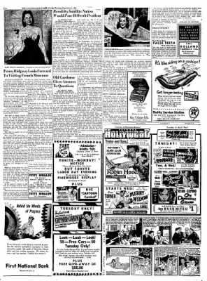 The Leavenworth Times from Leavenworth, Kansas on September 1, 1952 · Page 1
