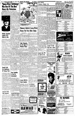 Northwest Arkansas Times from Fayetteville, Arkansas on April 22, 1969 · Page 10