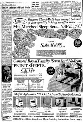 Northwest Arkansas Times from Fayetteville, Arkansas on August 11, 1972 · Page 6