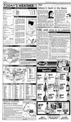 Logansport Pharos-Tribune from Logansport, Indiana on March 23, 1988 · Page 12