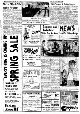 Northwest Arkansas Times from Fayetteville, Arkansas on April 20, 1976 · Page 6