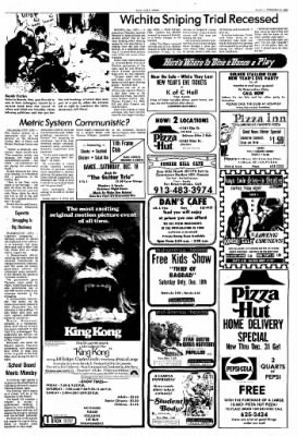 The Hays Daily News from Hays, Kansas on December 17, 1976 · Page 3