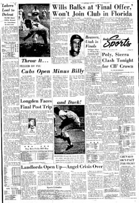 Independent from Long Beach, California on March 12, 1966 · Page 15