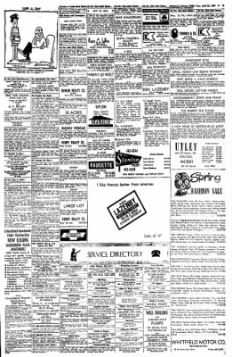 Northwest Arkansas Times from Fayetteville, Arkansas on April 22, 1969 · Page 13