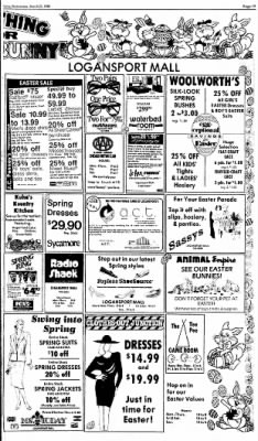 Logansport Pharos-Tribune from Logansport, Indiana on March 23, 1988 · Page 19