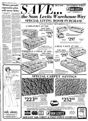 Tucson Daily Citizen from Tucson, Arizona on February 11, 1976 · Page 3