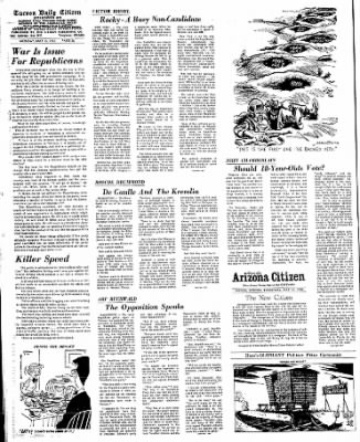 Tucson Daily Citizen from Tucson, Arizona on May 15, 1967 · Page 26