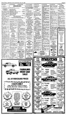 Logansport Pharos-Tribune from Logansport, Indiana on March 23, 1988 · Page 23