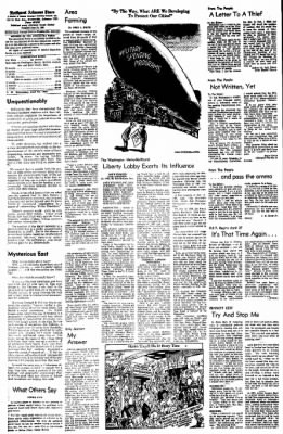 Northwest Arkansas Times from Fayetteville, Arkansas on April 23, 1969 · Page 4