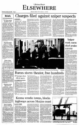 Indiana Gazette from Indiana, Pennsylvania on October 26, 2002 · Page 5