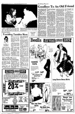 The Galveston Daily News from Galveston, Texas on September 23, 1978 · Page 4