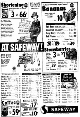 Northwest Arkansas Times from Fayetteville, Arkansas on April 23, 1969 · Page 7