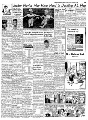 The Leavenworth Times from Leavenworth, Kansas on September 2, 1952 · Page 3
