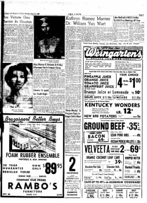 The Brazosport Facts from Freeport, Texas on June 17, 1957 · Page 5