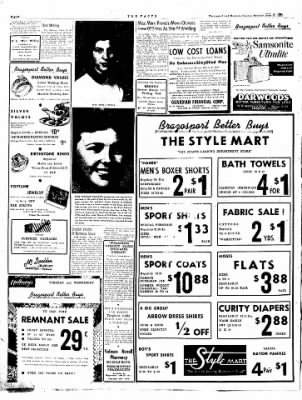 The Brazosport Facts from Freeport, Texas on June 17, 1957 · Page 6
