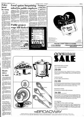 Tucson Daily Citizen from Tucson, Arizona on February 11, 1976 · Page 7