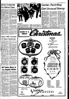 The Hays Daily News from Hays, Kansas on December 19, 1976 · Page 8