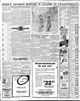 Altoona Mirror from Altoona, Pennsylvania on November 8, 1929 · Page 32