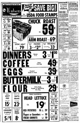 Northwest Arkansas Times from Fayetteville, Arkansas on April 23, 1969 · Page 19