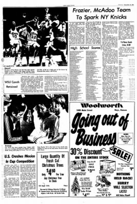 The Hays Daily News from Hays, Kansas on December 19, 1976 · Page 16