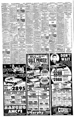 Independent from Long Beach, California on March 19, 1976 · Page 56