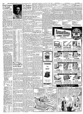 The Leavenworth Times from Leavenworth, Kansas on September 3, 1952 · Page 8
